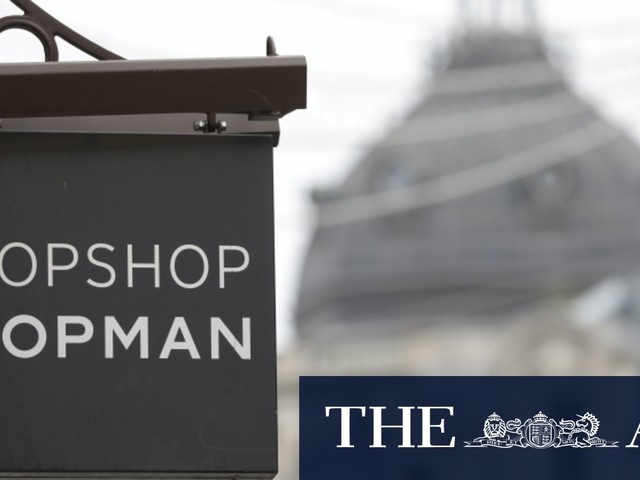 Topshop owner Arcadia collapses into administration