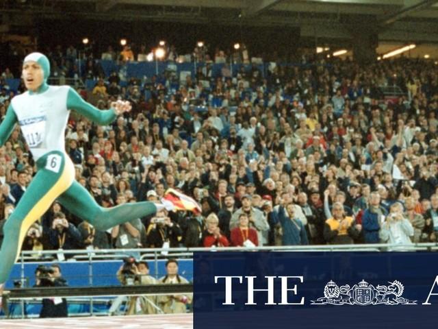 Sydney 2000 Olympics: Athletics