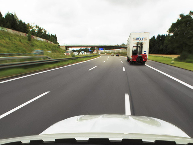 Germany's Diesel Ban Is Starting To Expand To Autobahn Network