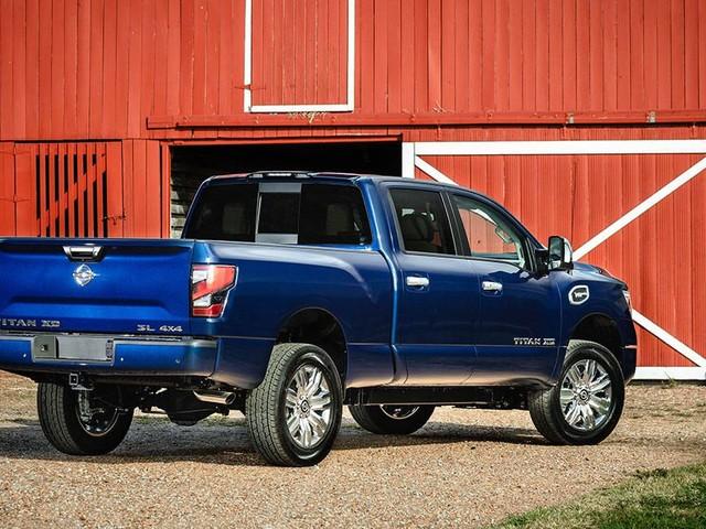 2020 Nissan Titan XD banks on tougher bones - Roadshow