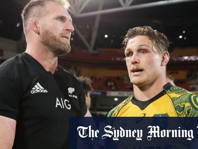 Read reveals All Blacks' ultimate respect for history-making Hooper