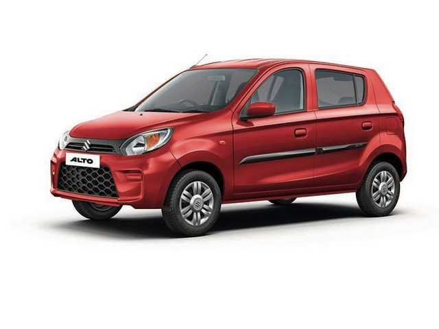 2019 Maruti Alto CNG Launched, Priced From Rs. 4.11 Lakhs
