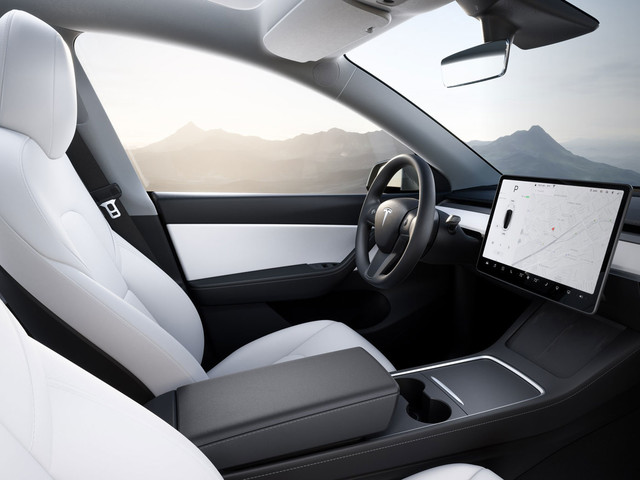 Consumer Reports Gets Tesla Model Y To Drive Without Anyone Behind The Wheel