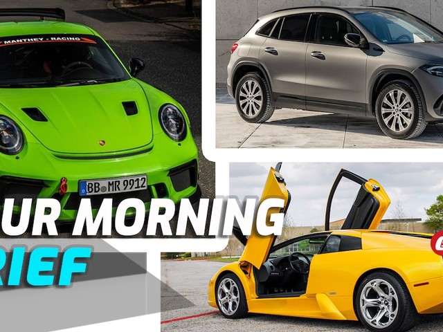 Mercedes EQA 300 And 350, Tesla's 0-60 Bogus?, Jay Leno On Ferrari SF90, Steve McQueen Mustang: Your Morning Brief