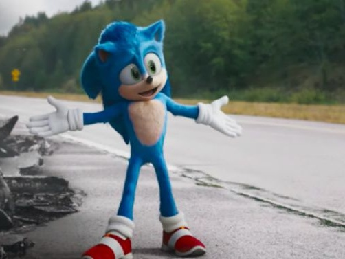 Sonic The Hedgehog's Character Design Is Considerably Less Haunting In Film's New Trailer
