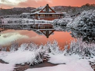 Winter escape forecast: cosy with a chance of snow