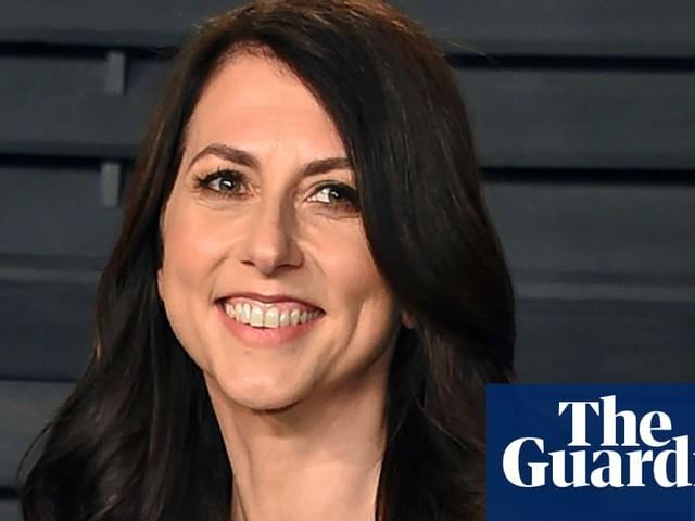 Billionaire philanthropist MacKenzie Scott marries Seattle teacher