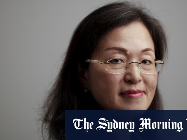 Gladys Liu praises group at centre of foreign interference investigation