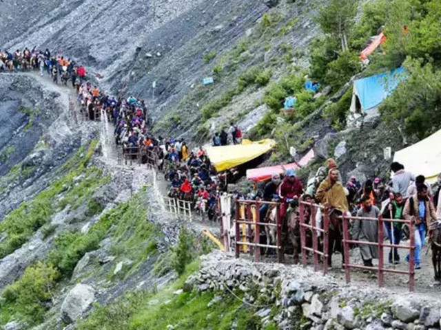 Amarnath Yatra called off amid pandemic