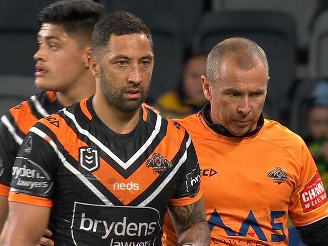 Benji robbed of fitting farewell as last Tigers game ended by 'devastating' injury
