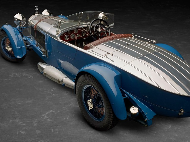 The 1929 Mercedes Boat Tail Is Arguably 'The World's Finest Car'