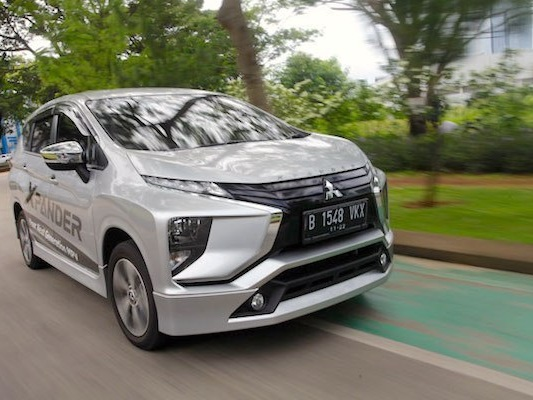 Vietnam March 2019: Mitsubishi Xpander shoots up to #2