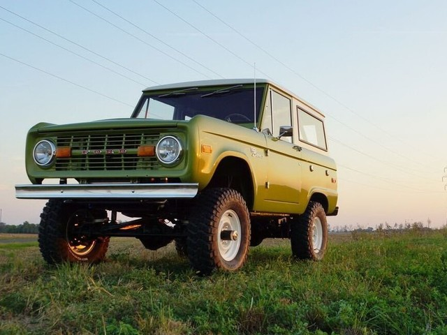 Gateway Bronco Will Sell You A New First-Gen Bronco With Ford's Blessing