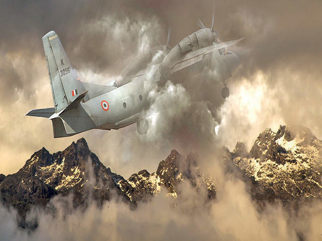 How flying over Arunachal is rife with risks