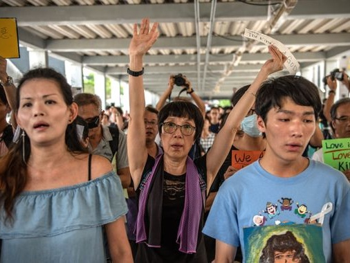 Hong Kong braced for more protests despite extradition bill being dropped