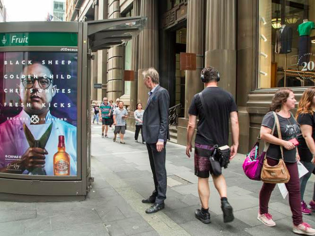 Chivas Regal and Blue 449 launch 'Success is a Blend' campaign in Australia