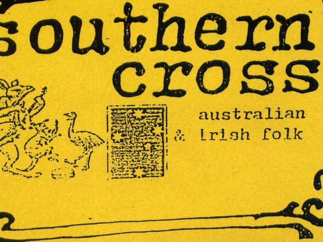 "Southern Cross ""The Berlin Tapes"" Cassette of unknown date"