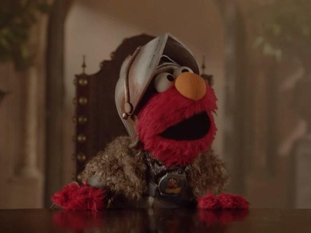 Sesame Street invades Game of Thrones, Westworld for good cause - CNET