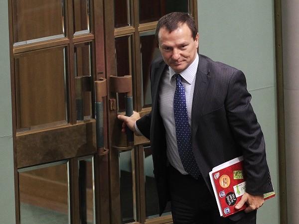 Perrett breaks Labor's long silence on K, Collaery