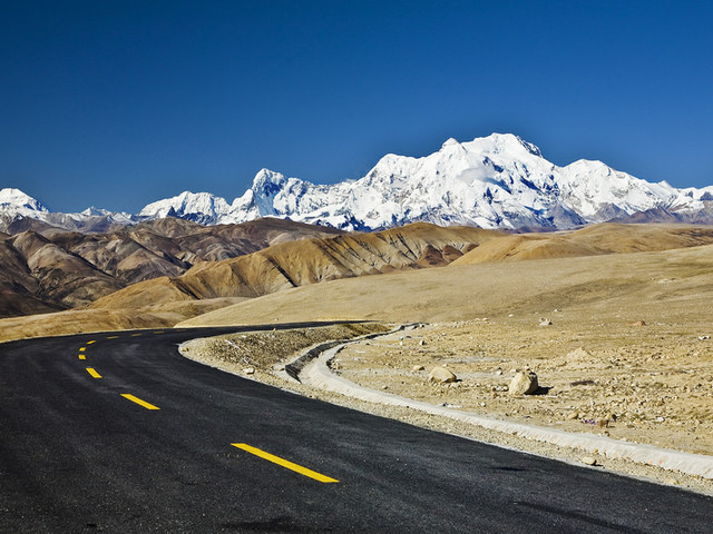 The Highest Roads in the World