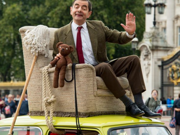 Mr. Bean Actor And Known Car Guy Rowan Atkinson Is Not Actually Dead