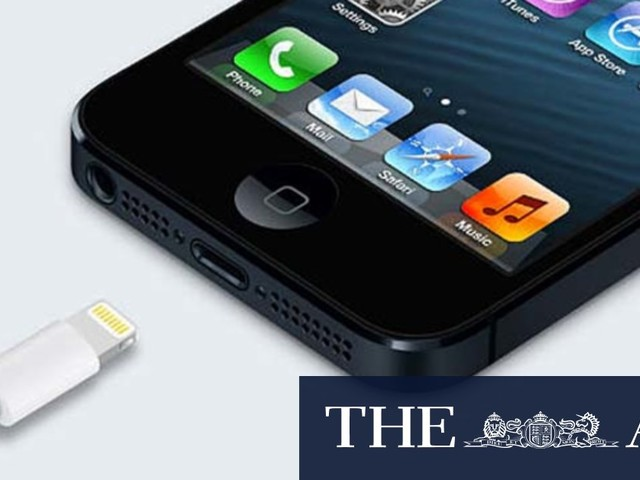 In setback for Apple, EU plans common charger for all phones
