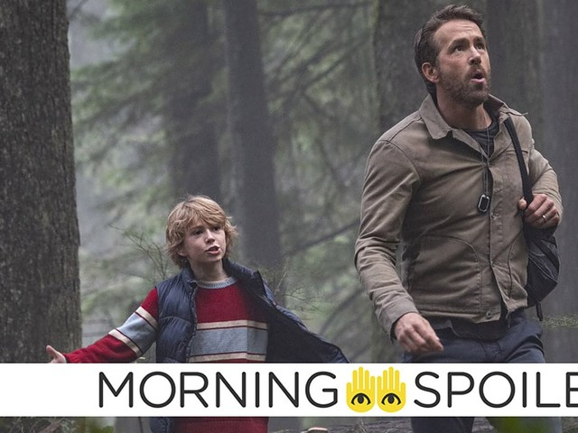 First Images From Ryan Reynolds' Sci-Fi Project Reveal Time Travel Escapades