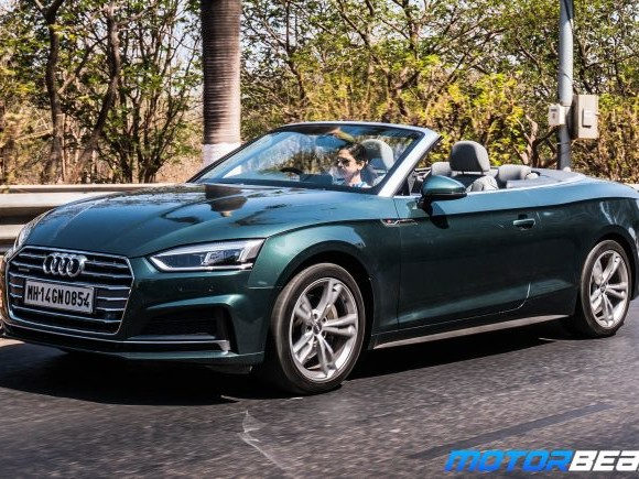 Audi A5 Cabriolet Test Drive Review – Open Top Motoring