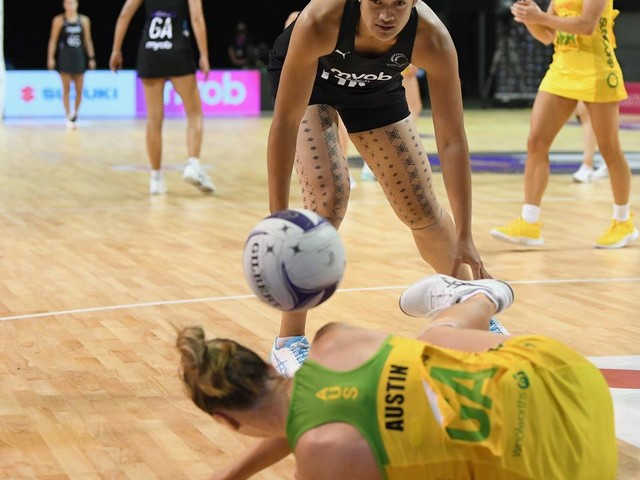 Constellation Cup 2021: Diamonds lose to Silver Ferns in opening match