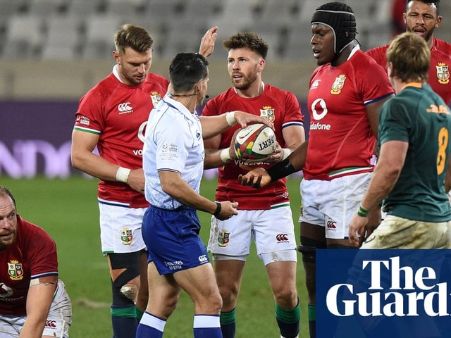 South Africa and Lions need to salvage sport's honour after dispiriting week | Robert Kitson