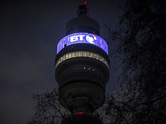 BT CEO job 'offered' to outgoing Worldpay chief