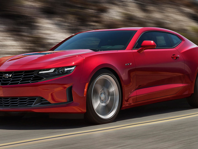 Get A 2021 Chevrolet Camaro LT1 From $274 Per Month For 39 Months