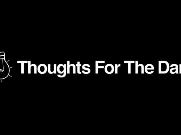 Special Group creative Mark Starmach launches mental health initiative Thoughts for the Dark
