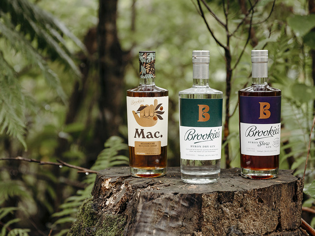 Brookie's Gin cleans up at London's International Wine & Spirit Competition