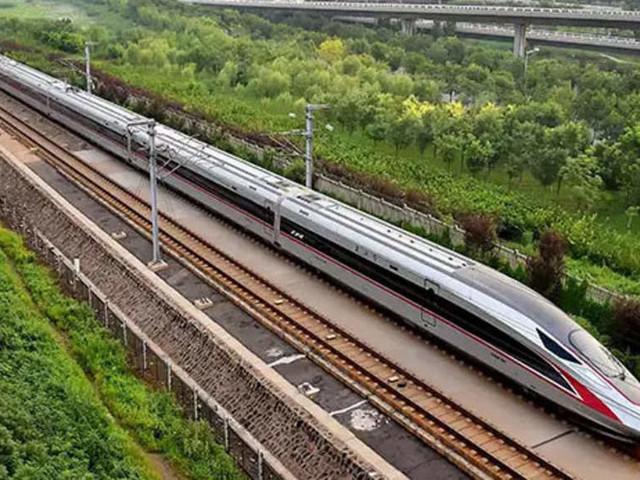 '8 cos bid to build bridges on bullet train route'