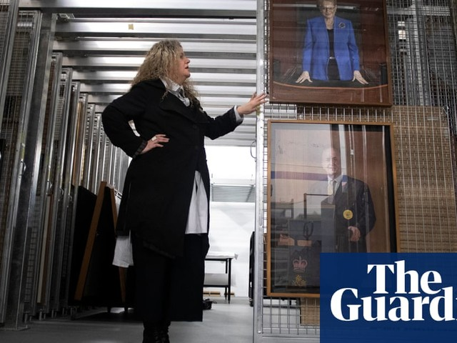 'It's a huge job': a peek inside Parliament House's private, prized art stash