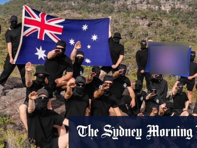 Neo-Nazis go bush: Grampians gathering highlights rise of Australia's far right