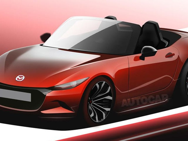 2024 Mazda MX-5 NE set to get hybrid power! 'Softer' ND update due ahead of next-generation roadster with new electrified engine: reports