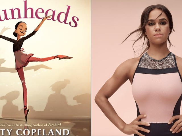"""Misty Copeland on Her New Children's Book, Bunheads: """"I Want Kids to See Themselves"""""""