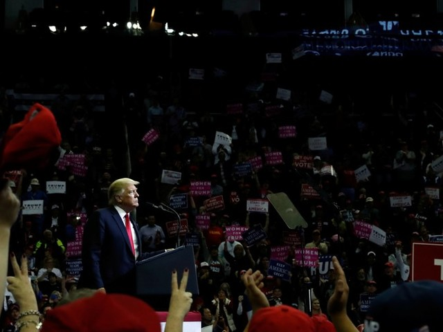 Trump's Closing Argument for the Midterms Is Dark and Angry