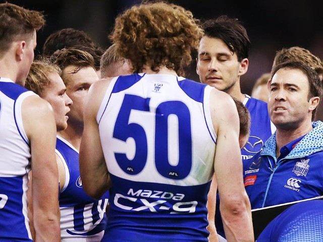 Nick Riewoldt gives an insight into what Brad Scott's departure would mean for North Melbourne players