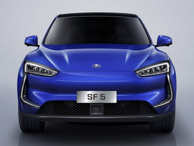 China's Seres EV Startup Delays U.S. Launch Of SF5 SUV