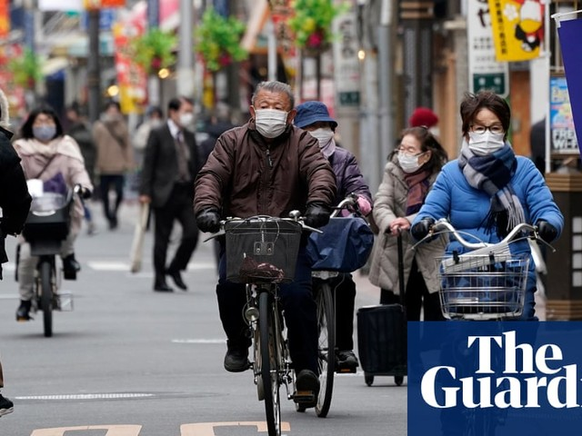 Hospitals in Japan close to collapse as serious Covid cases soar
