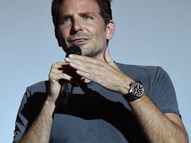 Bradley Cooper on tour across the US for A Star Is Born