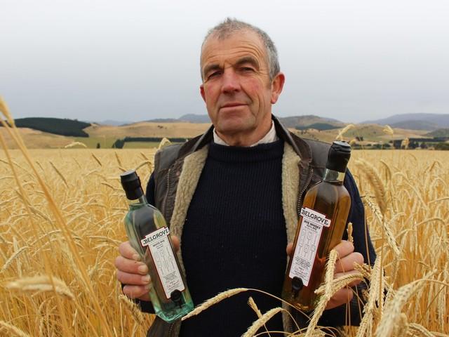Belgrove Distillery's Peter Bignell is the alchemist of alcohol
