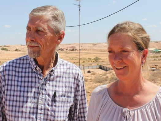 How a surgeon and a clinical researcher became outback pastoralists
