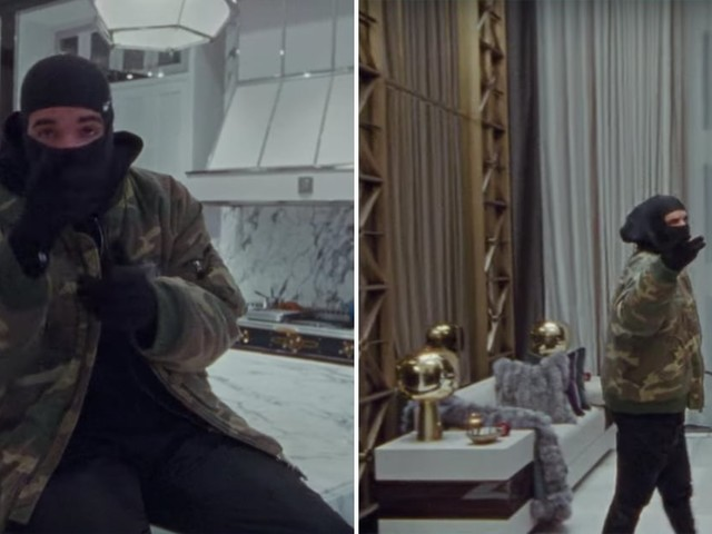 Drake's New Music Video Is One Big House Tour, and I'm Shook at How Posh It Is