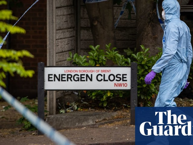 Man held over London shooting that injured two-year-old boy