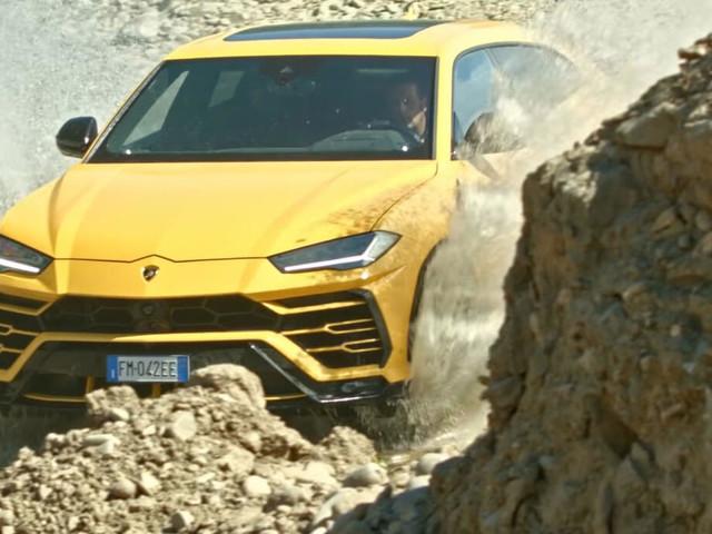 Lamborghini Urus: More Than Just A Posh And Very Fast Audi Q8?