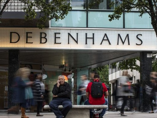 Debenhams CEO Sergio Bucher to step down